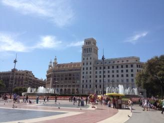 Centre von Barcelona - Ales Consulting International