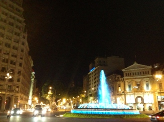 Barcelona bei Nacht - Ales Consulting International