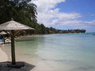 Strand - relaxen auf Mauritius Erfahrung Ales Consulting International