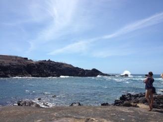 Praktikanten auf Fuerteventura - Ales Consulting International