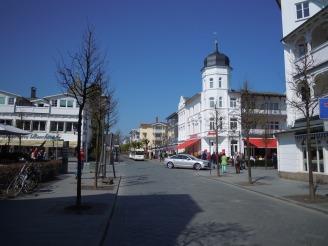 Stadtrundgang in Binz auf Rügen