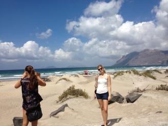 Nr. 1 Surfer Beach Lanzarote - Praktikumsbericht