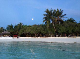 Vollmond Malediven - Destination Check - Praktikum Ales Consulting International