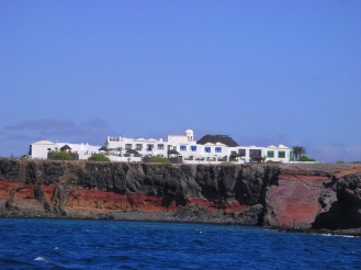 Wundervolle Küste - Bootsausflug Playa Blanca