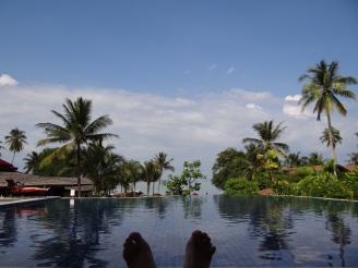 Infinity Pool Thailand - Erfahrung Praktikum Ales Consulting International
