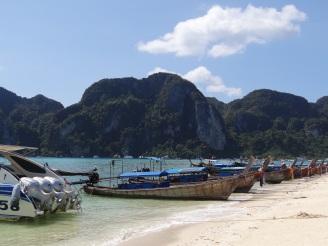 Exkursion Island Hopping Auslandspraktikum Thailand Ales Consulting International