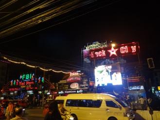 Party Life Thailand Praktikumsbericht