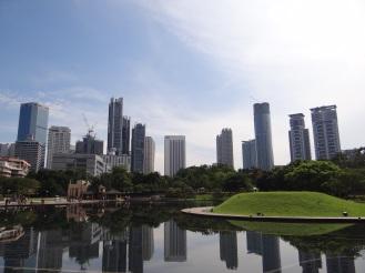 Malaysia Kuala Lumpur Auslandspraktikum