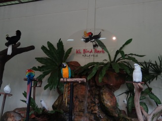 Malaysia KL Bird Park Praktikum Ales Consulting International