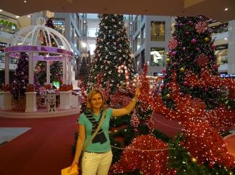 Christmas Time Shopping Kuala Lumpur Malaysia