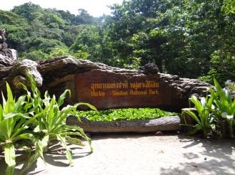 Visit Similan National Park Thailand