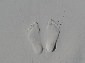 Intern Footprint Thailand Beach