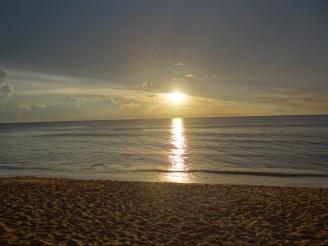 Sonnenuntergang Thailand Praktikum Ales Consulting International