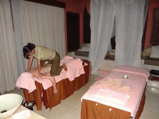 Thai Massage Spa Erfahrungen