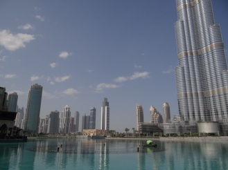 Dubai Fountains - Attraction