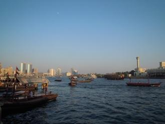Dubai Creek - typischer Ausflug Erfahrung Ales Consulting International