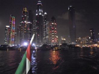 Erfahrung Bootstour Dubai Ales Consulting International