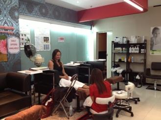Spa / Beauty Dubai Afterwork Erfahrung