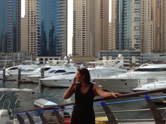 Dubai Marina Erfahrung Ales Consulting International
