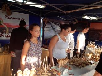Kanarische Tapas probieren Lanzarote - Praktikum Ales Consulting International