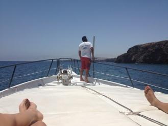 Lanzarote Bootsausflug Ales Consulting International
