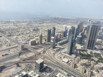 Dubai View - Erfahrungsbericht Hotelpraktikum Ales Consulting International