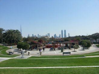 Freizeit vom Hotel Praktikum im Park Dubai