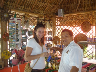Rum Verkostung in Mexiko / Riviera Maya Ales Consulting International Nannette Neubauer