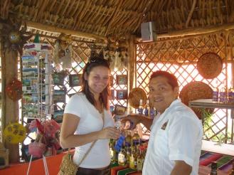 Rum Verkostung in Mexiko / Riviera Maya Ales Consulting International Nannette Neubauer