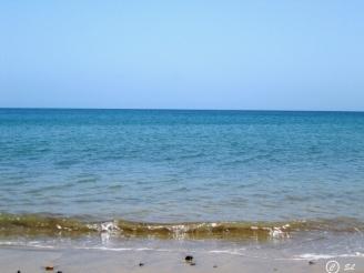 Strand Lanzarote Praktikumsbericht