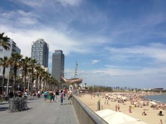 Erfahrung Praktikum in Barcelona