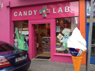 Candy Shop - Dublin - Irland