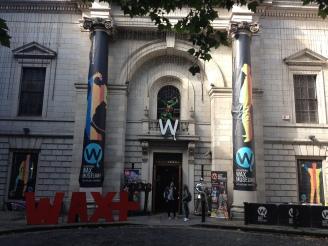 Sehenswürdigkeiten Wax Museum Dublin / Irland