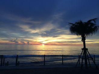 Thailand Sonnenuntergang Bericht einer Studentin Ales Consulting International