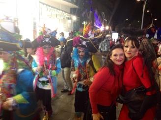 Karnevals Party Lanzarote - Kanarische Inseln Nannette Neubauer
