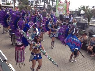 Carnaval Lanzarote - Batucada