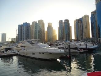 Jachthafen Marina Dubai