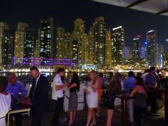 Dubai Ausgehen und Praktikum Ales Consulting International