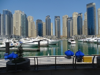 Marina Dubai Jachthafen Ales Consulting International