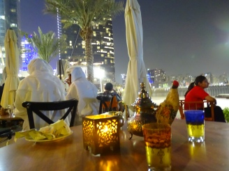 Exzellent Arabisch essen - Abu Dhabi Restaurant Tipp