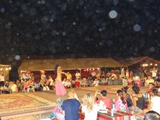 Belly Dance Dubai Wüstensafari