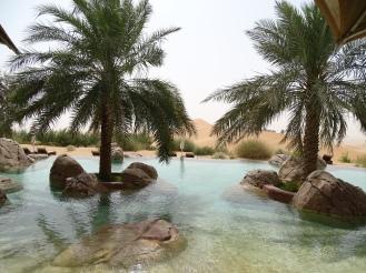 Oase Vereinigte Arabische Emirate Hotelpraktika Ales Consulting International