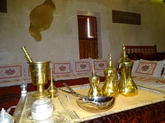Typisch Arabisch Feiern Vereinigte Arabische Emirate