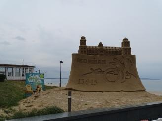 Ironman in Deutschland - Sandfestival