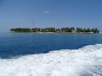 Malediven Trip Speedboot