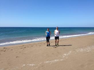 Personal Training Lanzarote Tony und Nannette Neubauer