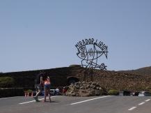 Mirador del Rio Sehenswürdigkeit Lanzarote
