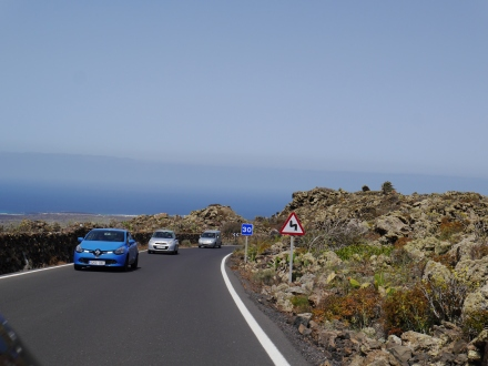 On the Road Lanzarote