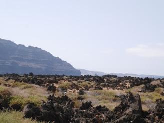 Lavalandschaft Lanzarote