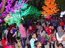 Bevölkerung feiert - Unabhängigkeitstag in Male / Malediven Erfahrung